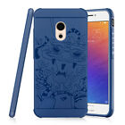3D Dragon Blade Shockproof Soft Rubber TPU Slim Case Cover For Meizu Pro 6 S001