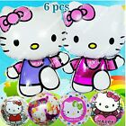 SELECTIONS Hello Kitty Foil Balloons Decor HC Shower Birthday Party Supplies lot