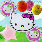 SELECTIONS Hello Kitty Foil Balloons Decor HI Shower Birthday Party Supplies lot
