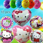 SELECTIONS Hello Kitty Foil Balloons Decor HK Shower Birthday Party Supplies lot