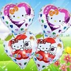 SELECTIONS Hello Kitty Foil Balloons Decor HN Shower Birthday Party Supplies lot