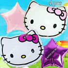 SELECTIONS Hello Kitty Foil Balloons Decor HG Shower Birthday Party Supplies lot