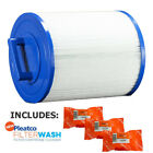 Pleatco PAS50SV-F2M Filter Cartridge Artesian Spas 50 Unicel w/ 3x Filter Washes