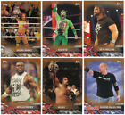 2017 Topps WWE Road To Wrestlemania Bronze Parallels - Pick From Card #'s 1-100