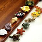 Ocean World Resin Children Bedroom Cupboard Pull Handle Door Drawer Cabinet Knob
