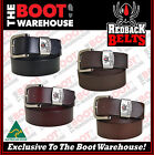 Redback Premium Quality, Australian Made, Full Grain Leather Belt