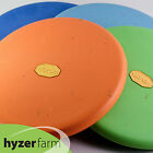 VIBRAM  Medium SUMMIT *choose your weight & color* Hyzer Farm disc golf putter