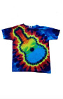 Youth Short Sleeve Rainbow Guitar Tee