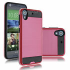 For HTC Desire 626S 626 Phone Case Hybrid TUFF Hard Protective Matte Cover