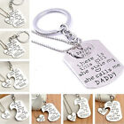 Love Letter Pendant Necklace Key Buckle Suit Family Member Gifts Jewelry