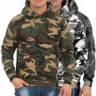 Game Stormkloth Men's Pullover Camo Camouflage Hoodie Hooded Jumper Pattern