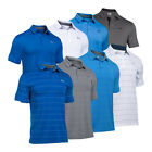New Under Armour UA Playoff Men's Golf Polo Shirt - Pick Size & Color