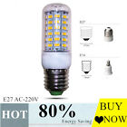 E27 E14 G9 Gu10 E26 E12 Led Corn Bulb 5730 Smd Light White Lamp Bright Dimmable
