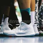 Nike Kyrie 3 III Irving Iridescent Swoosh Time To Shine Silver Men 852414-001