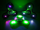 TRI SPINNER FIDGET TOY LED LIGHT ADHD EDC STRESS ANXIETY CONCENTRATION FREE SHIP