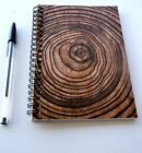Writing Journal with Tree Ring cover Journal Diary Notebook - 5 x 7 inch