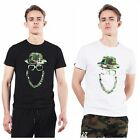 Fashion Mens T-shirts Short Sleeve Shirts Crew Neck Tops Casual Shirts PLUS SIZE