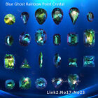 Pointed foiled back Crystal Rhinestone Beads Nail Art DIY Decoration Multi-color