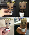 Baby Dancing Groot Guardians of The Galaxy PVC Action Figures Toy Doll Kid Gift