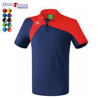 Erima Club 1900 2.0 Polo - Kinder / Poloshirt Fitness Jogging Handball Fußball