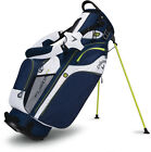 Callaway Fusion 14 Stand Bag Navy White Green