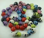 newmix Skeleton charm beads for fashion bracelet accessories Beaded wholesale a1