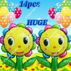 flowers vs zombies - HUGE FLOWERS Balloons Plants vs Zombies Decor Shower Birthday Party Supplies A