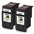 JARBO Remanufactured Canon PG-540XL Ink Cartridges (2 BLACK) For Canon PIXMA MG2
