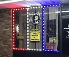 Store Front Window LED Lights w/ Power Supply - Plug and Play - 2835 LED Module
