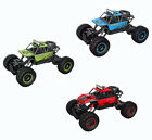 deAO RC Off Road Rock Crawler 1:18 4WD Car with High Speeds and 2.4GHz Sync