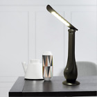 Foldable USB Rechargeable Sensor Touch LED Light Desk Table Reading Dimming Lamp