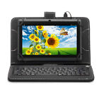 "7"" Quad Core 8GB Tablet PC Android4.4 Dual Kamera Bluetooth Kinder Geschenk"