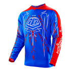 Troy Lee GP Pinstripe MX Motocross MTB Bike Enduro DH Adults Jersey - Clearance