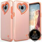 Vena [vLove] for Samsung Galaxy S8 S8+ Plus Heart Shape Dual Layer Slim Case <br/> [OFFICIAL STORE][Fast Ship][CornerGuard Technology]