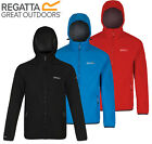 Regatta Mens Arec Hooded Lined Softshell Water Repellent Jacket RRP £60