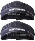 "1 or 2Pak Maxxis Crossmark Tubeless Ready 27.5 x 2.10"" Folding XC AM FR Mtb Bike"