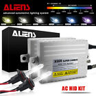 Aliens 55W AC CANbus HID Conversion Kit Xenon Light  All Bulb Sizes and Colors
