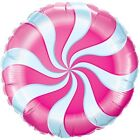 Swirl Candy Foil Balloons birthdays Baby Shower Summer Party Balloons baloons