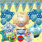 SELECTIONS BABY GIRL BOY SHOWER Foil Balloons Decor Birthday Party Supply lot BI