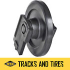 Fits Bobcat T750 CTL - Heavy Duty MWE Front Idler/Roller - Undercarriage