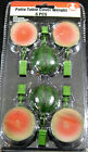 6 Pc. Set Patio Table Weights - Watermelon Keeps Tablcloth in Place