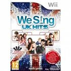 We Sing UK Hits Solus Game Wii Brand New