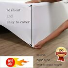 Mattress Topper Protector Cover Pad Fitted Sheet Bed Waterproof Matress Covers image