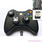 USB Wireless GamePad Joypad Controller for Microsoft Xbox 360 Console FPS HM99