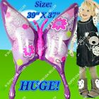 BUGS INSECTS BALLOONS BEE BUTTERFLY Garden Decor Shower Birthday Party Supply L
