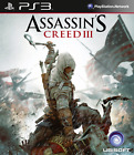 Assassin's Creed 3 III for PS3 Play Station 3 *FREE SHIPPING*