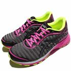 Asics DynaFlyte Black Pink Yellow Women Running Shoe Sneaker Trainers T6F8Y-9020