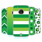 HEAD CASE DESIGNS SAINT PADDYS DAY PATTERNS GEL CASE FOR MOTOROLA MOTO G5 PLUS