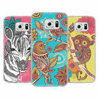 HEAD CASE DESIGNS FANCIFUL INTRICACIES SOFT GEL CASE FOR SAMSUNG PHONES 1