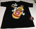 UCDG 40 Oz Malt Liquor T Shirt Size M-4XL Piranha Records